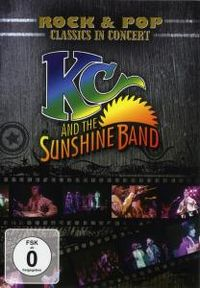 Cover KC And The Sunshine Band - Rock & Pop Classics In Concert [DVD]